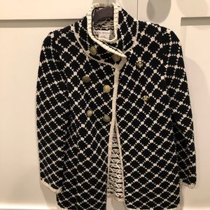 Max studio holiday jacket/sweater